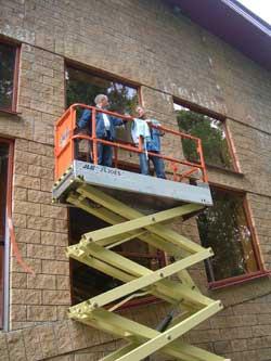 ремонт и герметизация фасадов